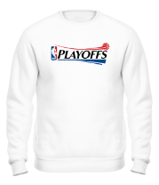 Толстовка без капюшона NBA Playoffs