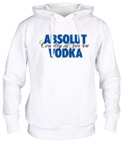 Толстовка Absolut Vodka