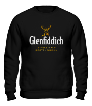 Толстовка без капюшона Glenfiddich (logo original)