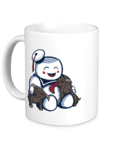 Кружка Ghostbusters Stay Puft