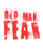Чехол для iPhone Old Man Fear (Blood Red)
