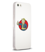 Чехол для iPhone Vault Boy Color