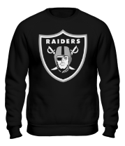 Толстовка без капюшона Oakland Raiders