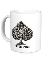 Кружка Poker Star game