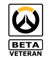 Чехол для iPhone Overwatch beta veteran