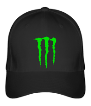 Бейсболка Monster Energy (logo)