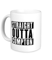 Кружка Straight Outta Comption