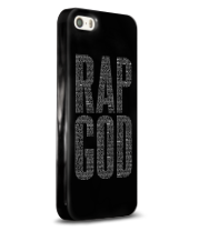 Чехол для iPhone Rap God