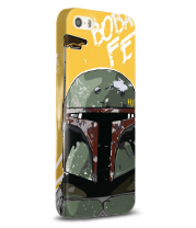 Чехол для iPhone Boba Fett