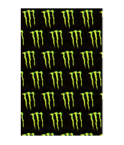 Чехол для iPhone Monster Energy background