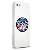 Чехол для iPhone Sibir hockey club