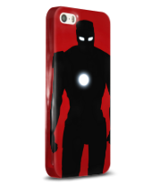 Чехол для iPhone Iron Man