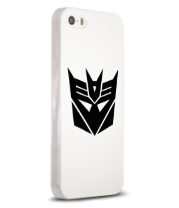 Чехол для iPhone Decepticons logo