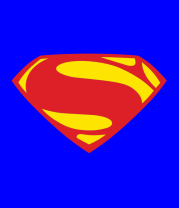 Бейсболка Superman new logo