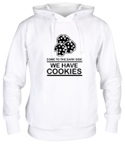 Толстовка Come to DS we have Cookies