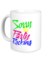 Кружка LMFAO Sorry for party rocking