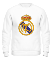 Толстовка без капюшона Real Madrid