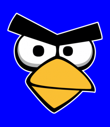 Толстовка Angry Birds Red Face