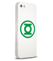 Чехол для iPhone Green Lantern